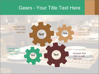 Fine table setting PowerPoint Templates - Slide 47