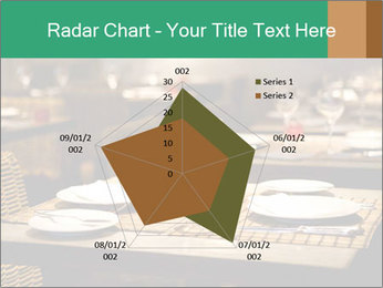 Fine table setting PowerPoint Templates - Slide 51