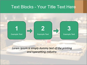 Fine table setting PowerPoint Templates - Slide 71