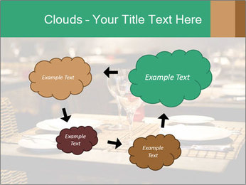 Fine table setting PowerPoint Templates - Slide 72