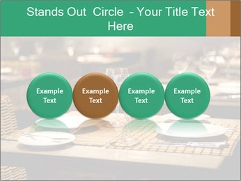 Fine table setting PowerPoint Templates - Slide 76