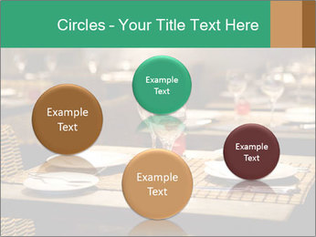 Fine table setting PowerPoint Templates - Slide 77