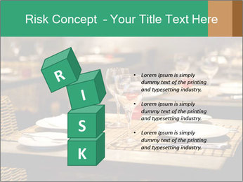 Fine table setting PowerPoint Templates - Slide 81
