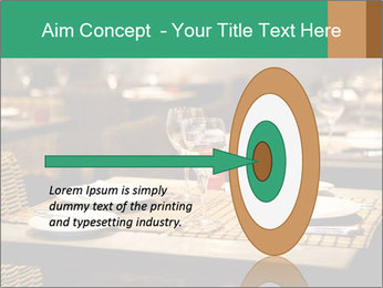 Fine table setting PowerPoint Templates - Slide 83