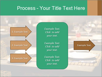 Fine table setting PowerPoint Templates - Slide 85