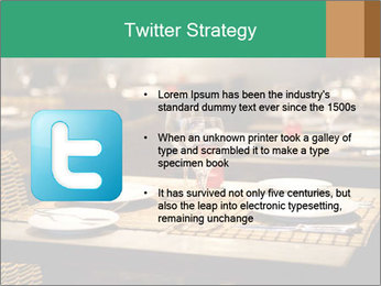 Fine table setting PowerPoint Templates - Slide 9