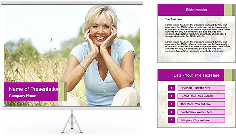 0000086940 PowerPoint Template