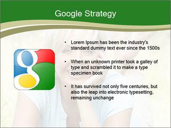 Mature woman PowerPoint Templates - Slide 10