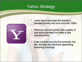 Mature woman PowerPoint Templates - Slide 11