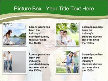 Mature woman PowerPoint Templates - Slide 14