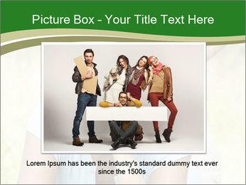 Mature woman PowerPoint Templates - Slide 15