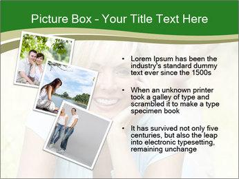 Mature woman PowerPoint Templates - Slide 17