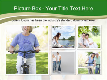 Mature woman PowerPoint Templates - Slide 19