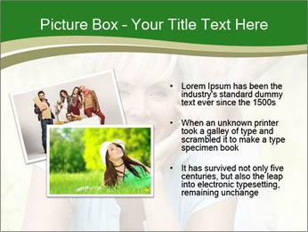 Mature woman PowerPoint Templates - Slide 20