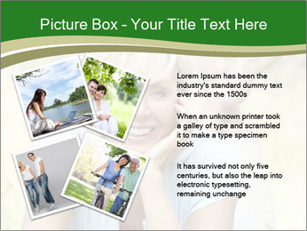 Mature woman PowerPoint Templates - Slide 23