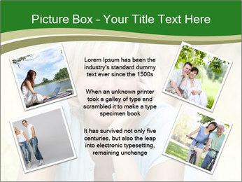Mature woman PowerPoint Templates - Slide 24