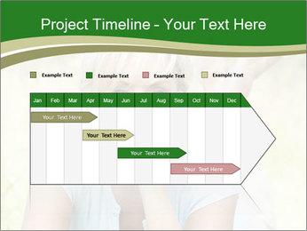 Mature woman PowerPoint Templates - Slide 25