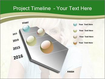 Mature woman PowerPoint Templates - Slide 26