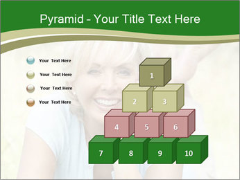 Mature woman PowerPoint Templates - Slide 31