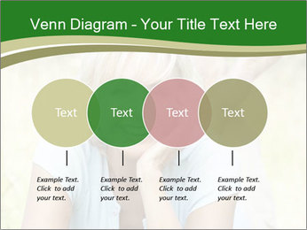 Mature woman PowerPoint Templates - Slide 32
