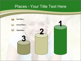 Mature woman PowerPoint Templates - Slide 65