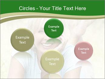 Mature woman PowerPoint Templates - Slide 77