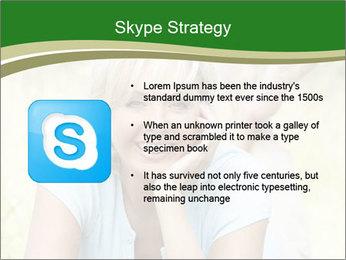 Mature woman PowerPoint Templates - Slide 8