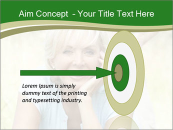 Mature woman PowerPoint Templates - Slide 83