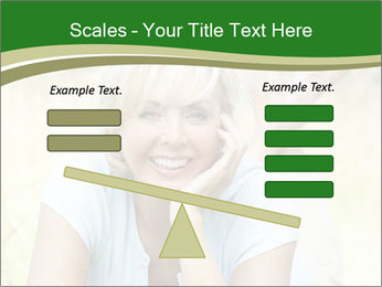 Mature woman PowerPoint Templates - Slide 89