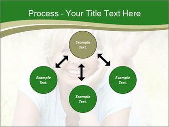 Mature woman PowerPoint Templates - Slide 91