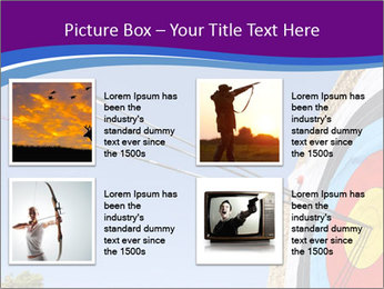 Child in art class with picture PowerPoint Templates - Slide 14