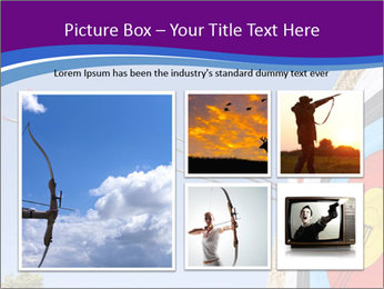 Child in art class with picture PowerPoint Templates - Slide 19
