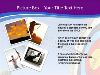 Child in art class with picture PowerPoint Templates - Slide 23