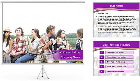 0000086950 PowerPoint Template