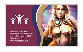 0000086952 Business Card Template