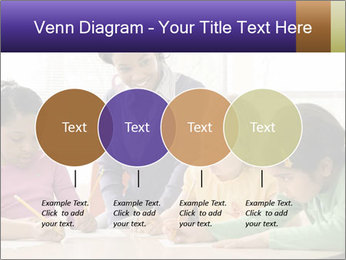 Teacher helping students PowerPoint Template - Slide 32