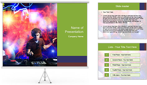 0000086955 PowerPoint Template