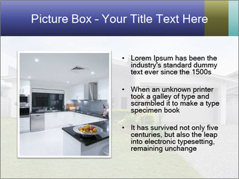House front modern town PowerPoint Templates - Slide 13