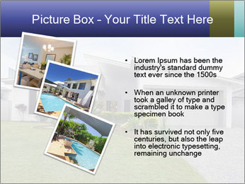 House front modern town PowerPoint Templates - Slide 17