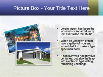 House front modern town PowerPoint Templates - Slide 20