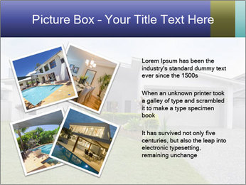 House front modern town PowerPoint Templates - Slide 23