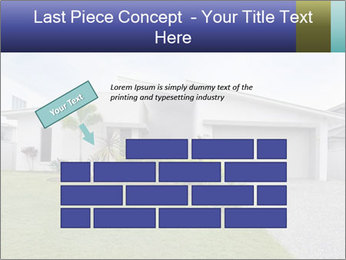 House front modern town PowerPoint Templates - Slide 46