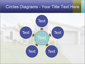 House front modern town PowerPoint Templates - Slide 78