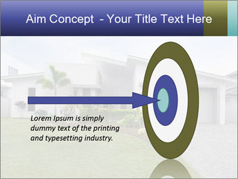 House front modern town PowerPoint Templates - Slide 83