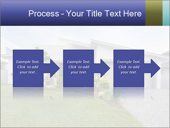 House front modern town PowerPoint Templates - Slide 88