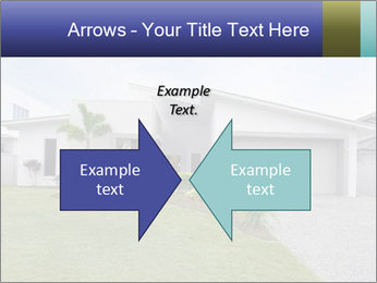 House front modern town PowerPoint Templates - Slide 90