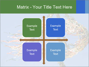 View colored maypole. PowerPoint Template - Slide 37