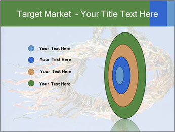 View colored maypole. PowerPoint Template - Slide 84