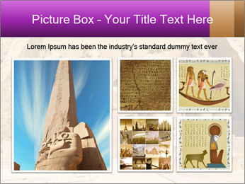 A trip to Egypt PowerPoint Templates - Slide 19