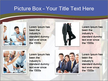 Proud family business partners PowerPoint Templates - Slide 14
